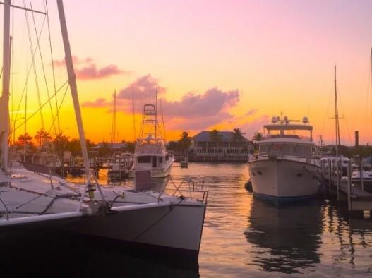 Barcadere Sunset