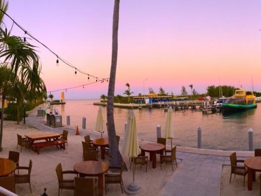 GTYC Sunset view